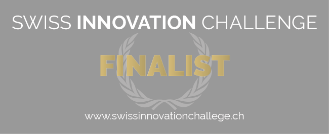 Finalist Swiss Innovation Challenge 2018